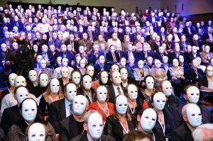 buralistes masque blanc