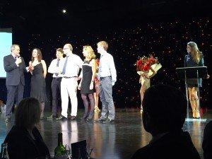 C'est l'équipe de la Civette Pereire à Paris, qui a reçu le très convoité trophée de l'accueil.